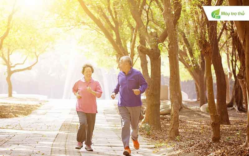 Cách cải thiện sức khỏe người bệnh phổi tắc nghẽn mãn tính
